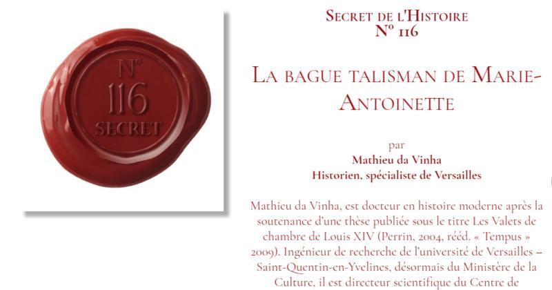 farr - Marie-Antoinette et le comte de Fersen, la correspondance secrète, d'Evelyn Farr - Page 6 Captu261