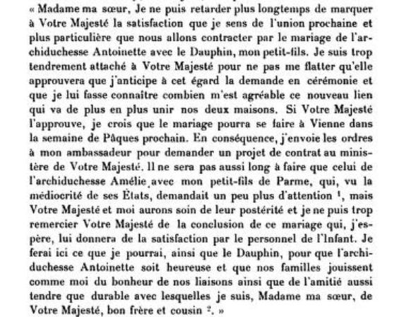 Le mariage de Louis XVI et Marie-Antoinette  - Page 9 Captu265