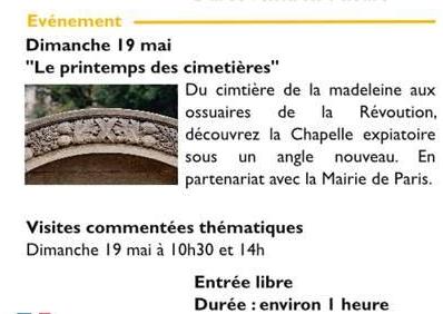 Expositions et conférences à la Chapelle expiatoire, Paris - Page 2 Captu405