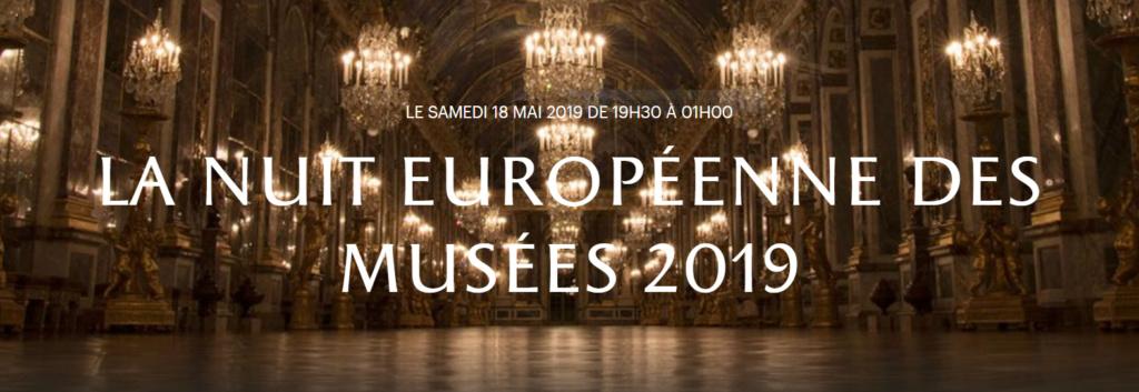 La Nuit des Musées à Versailles Captu414