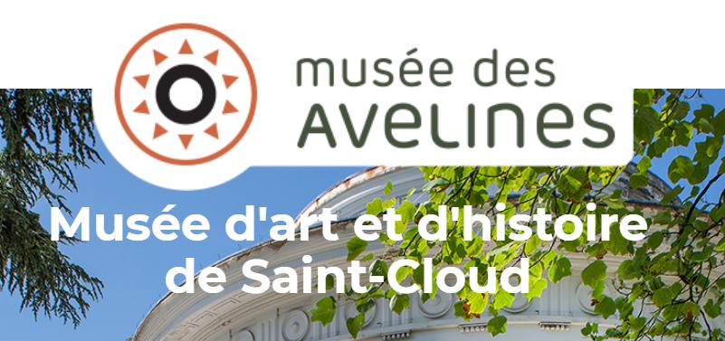 Exposition :  Les derniers feux du palais de Saint-Cloud Captu487