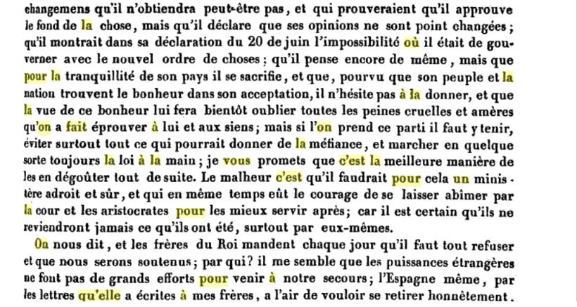 La correspondance de Marie-Antoinette avec le comte de Mercy-Argenteau - Page 2 Captu516