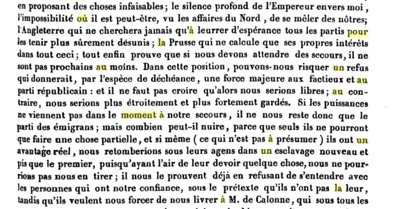 La correspondance de Marie-Antoinette avec le comte de Mercy-Argenteau - Page 2 Captu517