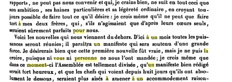 La correspondance de Marie-Antoinette avec le comte de Mercy-Argenteau - Page 2 Captu518