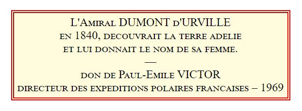 L'amiral Jules Dumont d'Urville ( 1790 - 1842  )  Captu614