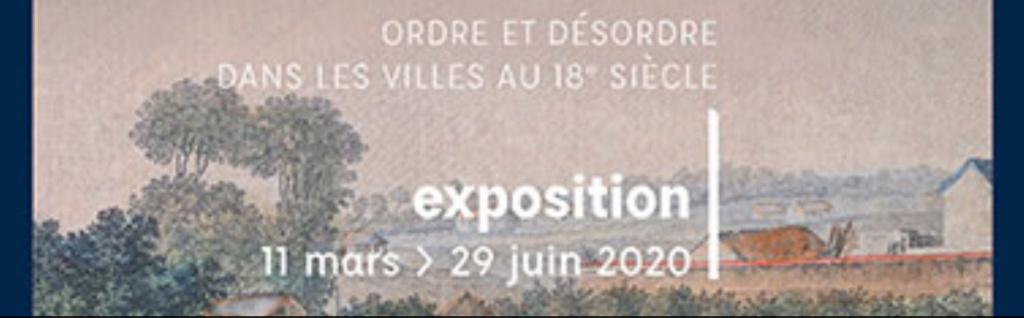 Exposition : «La police des Lumières» - Archives Nationales (Paris) Captu621