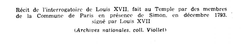Louis-Charles, second dauphin, puis Louis XVII - Page 13 Captu642