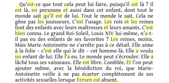 Marie-Antoinette, l'indomptée, de Élisabeth Reynaud Captu647