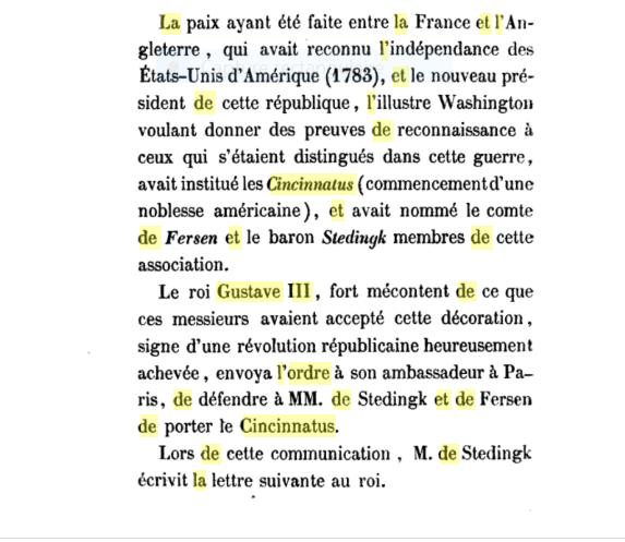 L'Ordre de Cincinnatus & la Société des Cincinnati Captu698