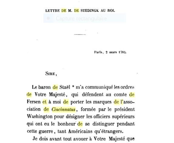 L'Ordre de Cincinnatus & la Société des Cincinnati Captu699