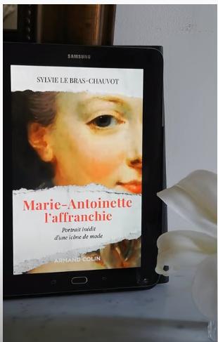 Marie-Antoinette l'affranchie,   de Sylvie Le Bras-Chauvot   - Page 2 Captu759