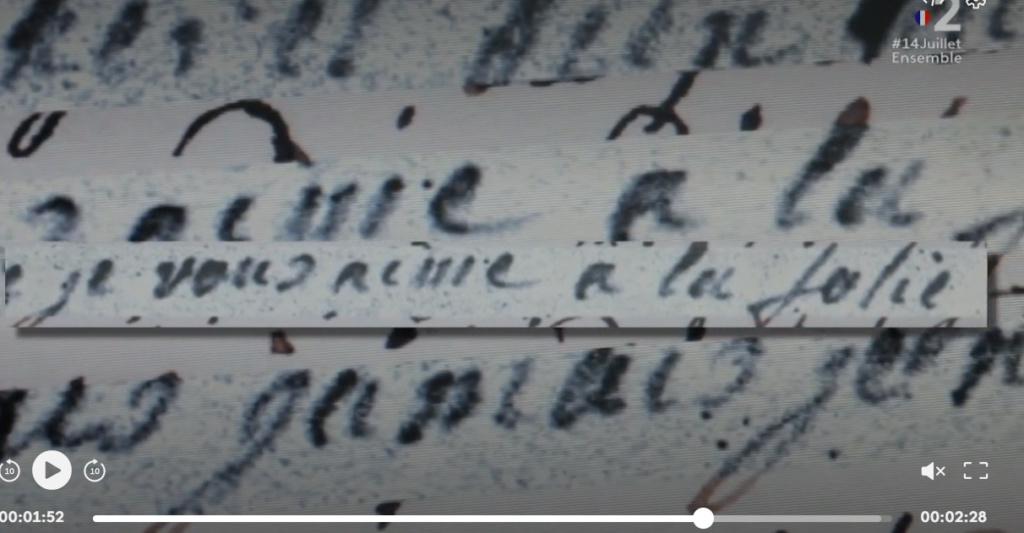 Nouveaux résultats du décaviardage de la correspondance de Marie-Antoinette et Fersen (Archives nationales) - Page 6 Captu761