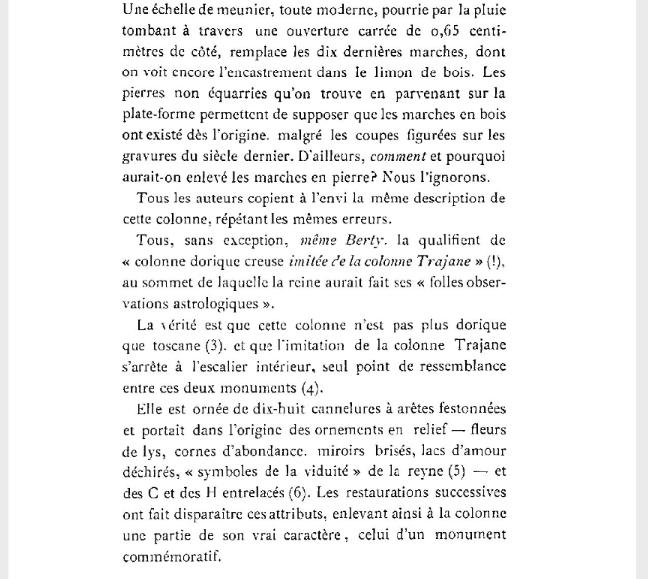 Paris, la Colonne Médicis Captu768