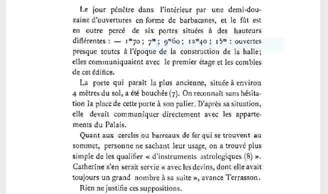Paris, la Colonne Médicis Captu769