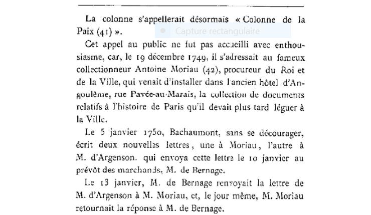 Paris, la Colonne Médicis Captu773