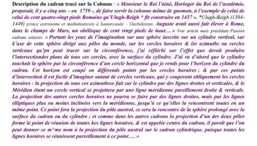 Paris, la Colonne Médicis Captu779