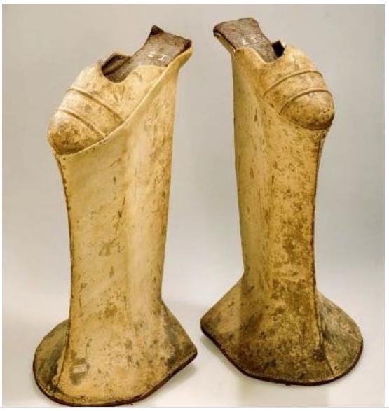 Chaussures et souliers du XVIIIe siècle Captu800