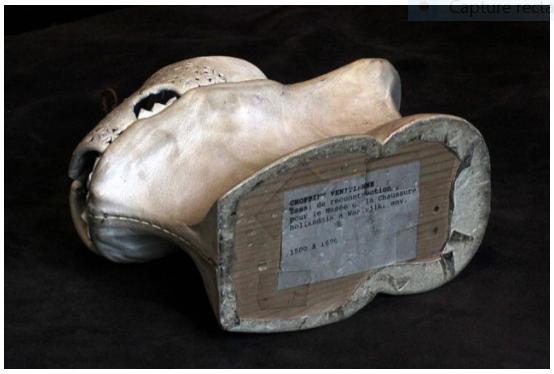 Chaussures et souliers du XVIIIe siècle Captu802