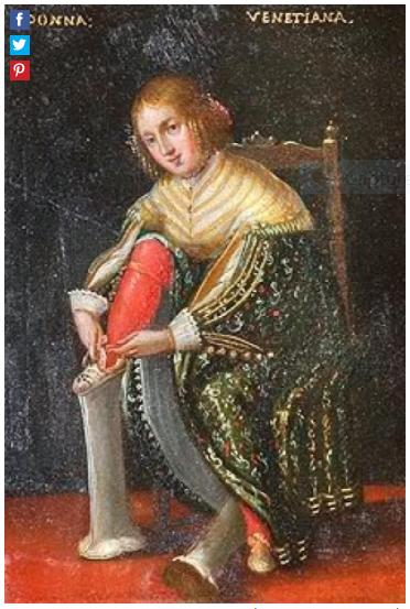 Chaussures et souliers du XVIIIe siècle Captu805
