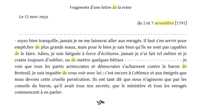 Evelyne Lever Fersen - D'Evelyne Lever, Le grand amour de Marie-Antoinette, lettres secrètes de la reine et du comte de Fersen - Page 2 Captu848