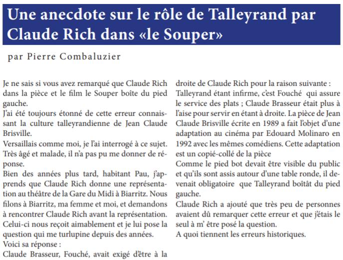 """D'Edouard Molinaro, """" Le Souper """" Captu970"""