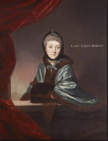 Galerie de portraits : Le manchon au XVIIIe siècle  - Page 2 Captur20