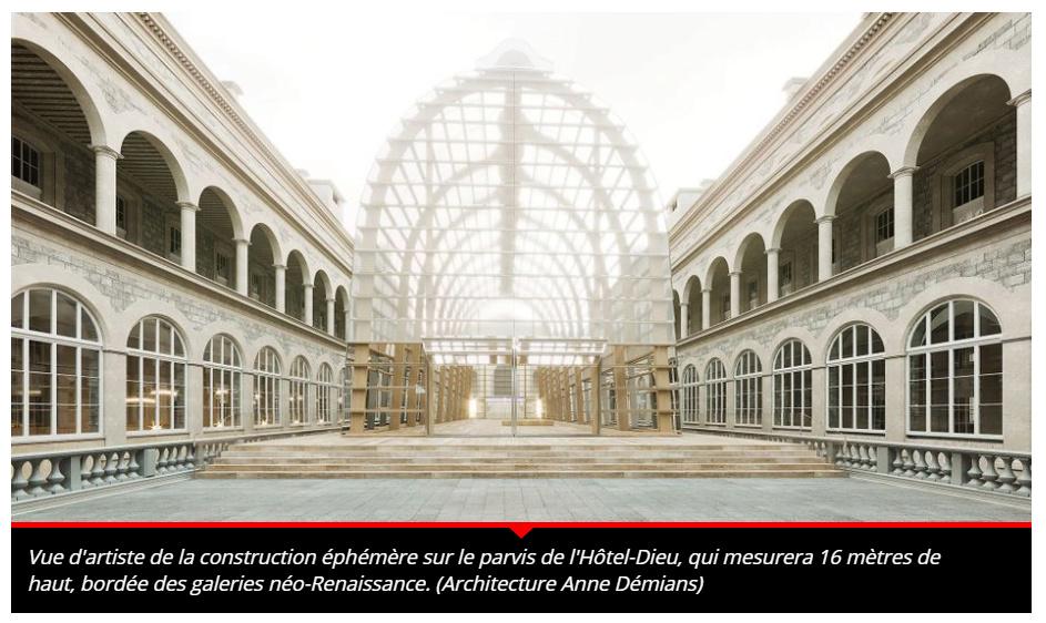 La restauration de la cathédrale Notre-Dame de Paris - Page 3 Captur40