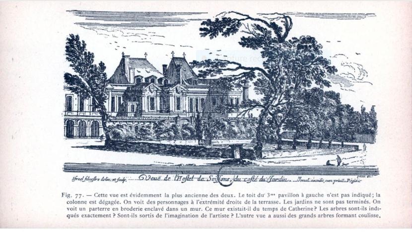 Paris, la Colonne Médicis Captur55