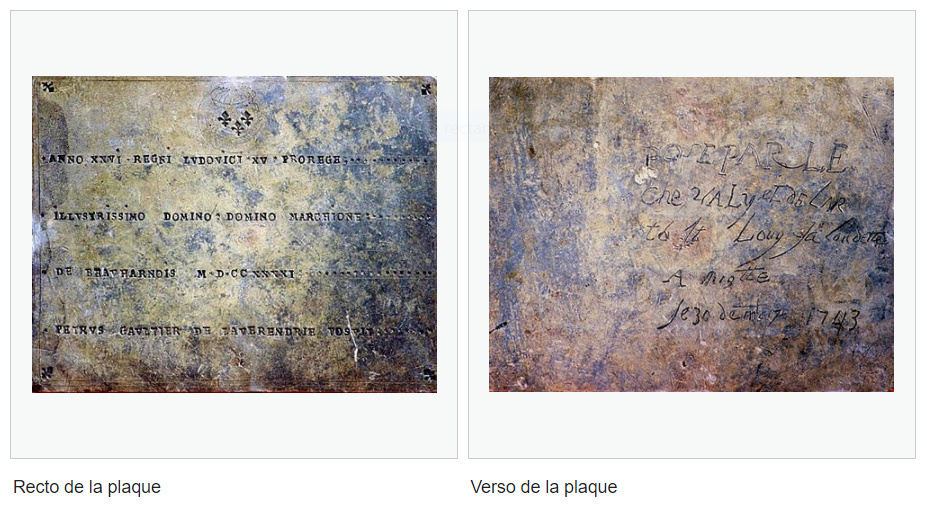 Explorateurs de la Nouvelle France, ces messieurs de la Vérendrye ... Captur70