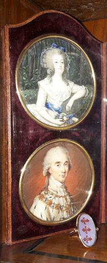 farr - Marie-Antoinette et le comte de Fersen, la correspondance secrète, d'Evelyn Farr - Page 8 Conten10