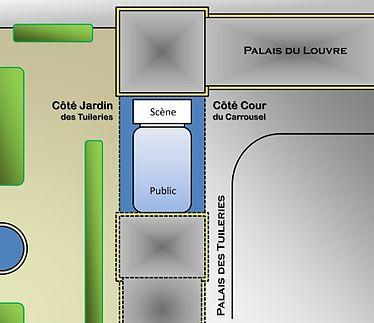 Côté cour et côté jardin  Courja10