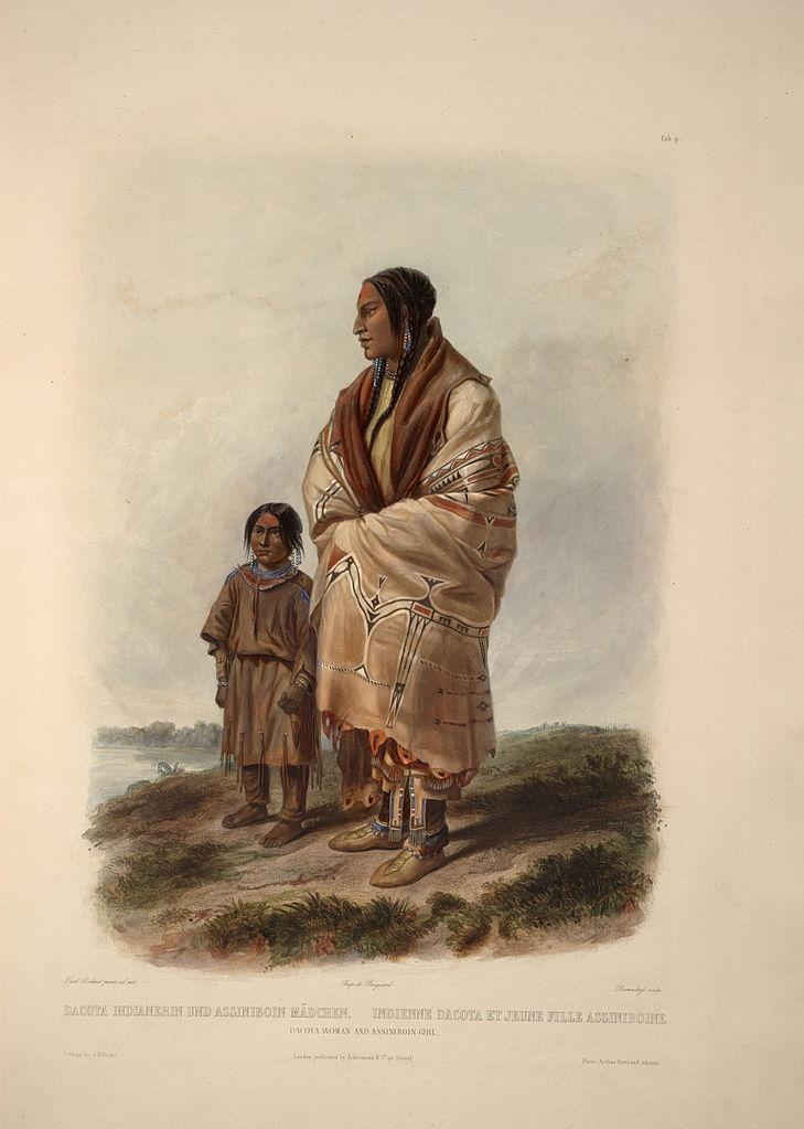 Explorateurs de la Nouvelle France, ces messieurs de la Vérendrye ... Dacota10