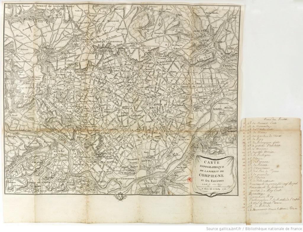 Le château de Compiègne - Page 5 Descri12