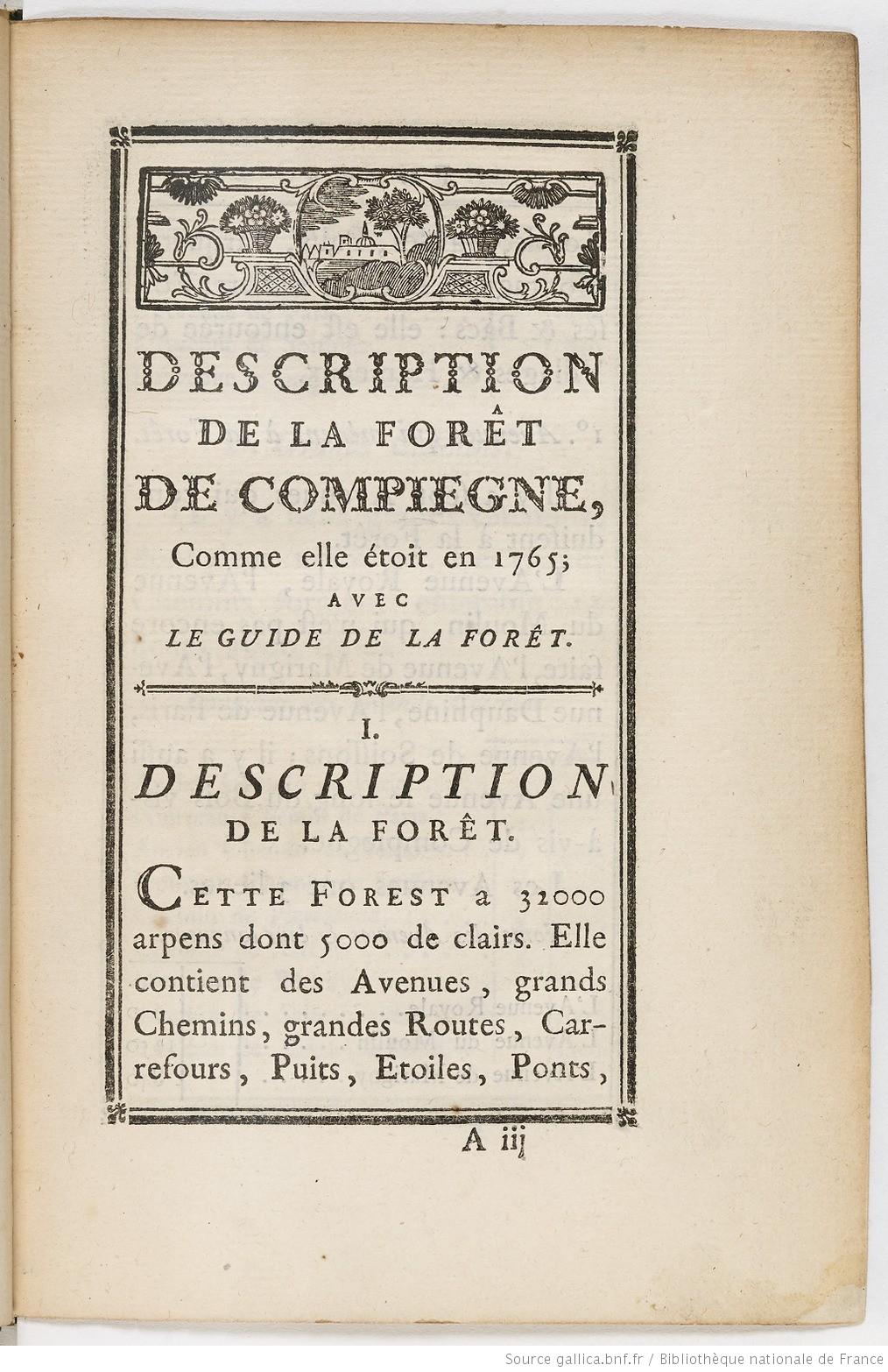 Le château de Compiègne - Page 5 Descri13