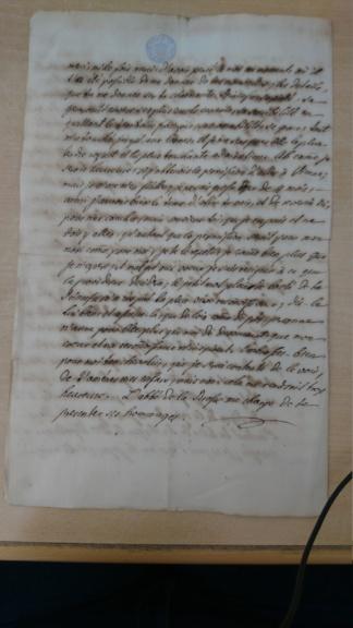 Lettre de la marquise de Bombelles à Mme de Soucy Dsc_1416