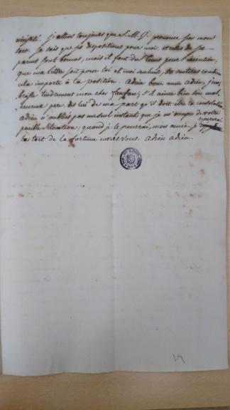 Huissier de la Chambre de Louis XVI :  François Hüe Dsc_1530