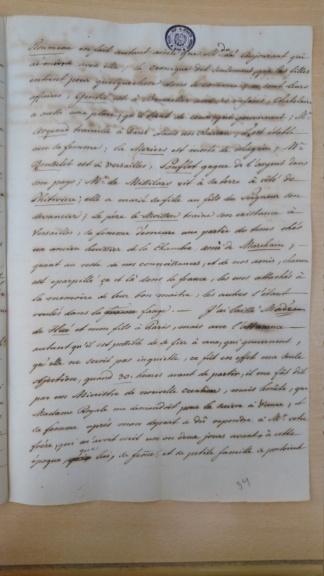 Huissier de la Chambre de Louis XVI :  François Hüe Dsc_1536
