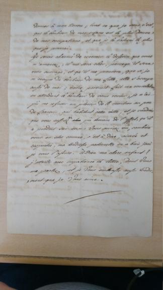Lettres de Louis XVIII  à Madame Royale Dsc_1556