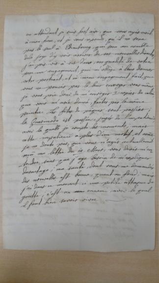 Lettres de Louis XVIII  à Madame Royale Dsc_1619