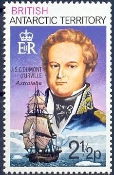 L'amiral Jules Dumont d'Urville ( 1790 - 1842  )  Dumont12