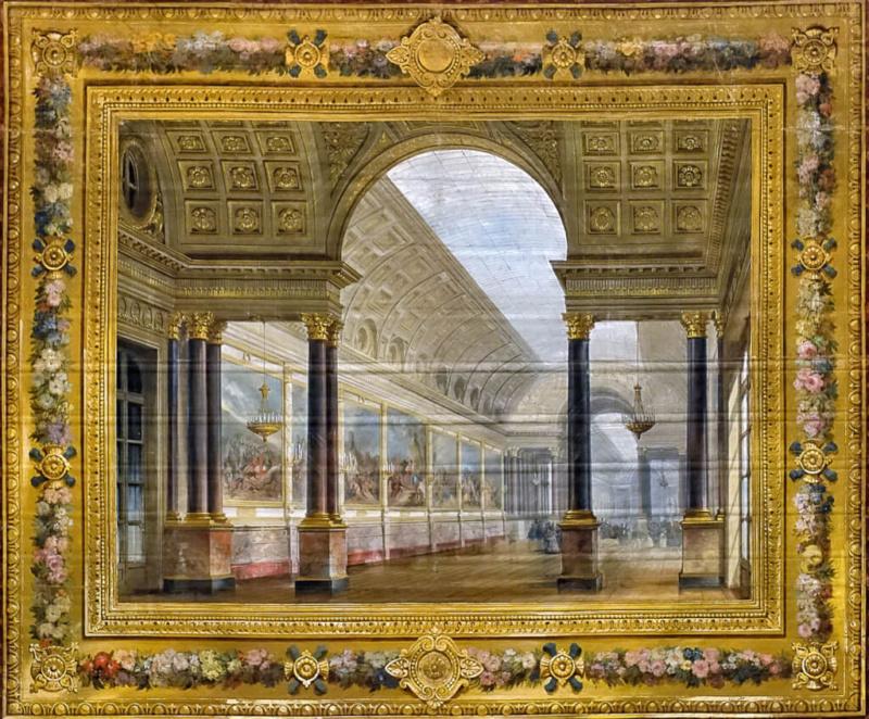 Exposition au Château : « Louis-Philippe et Versailles » octobre 2018 Dzocor10