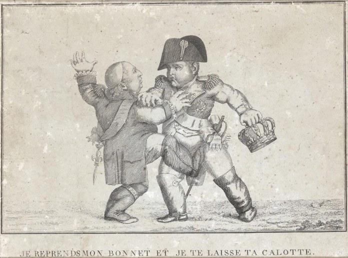 Les rois et reines caricaturés, les caricatures à l'époque de la Révolution française et de la Restauration - Page 6 Gal59_11