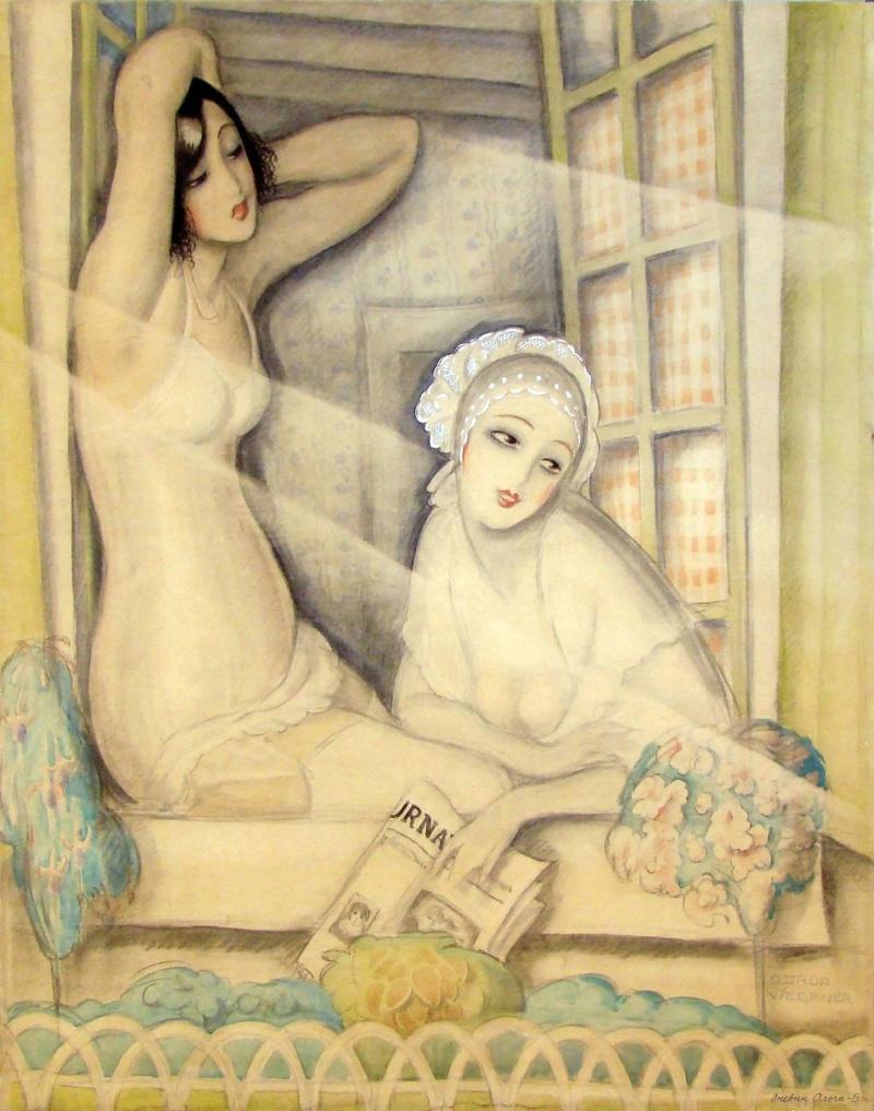 """Portraits  """" à la fenêtre """" - Page 5 Gerda_10"""