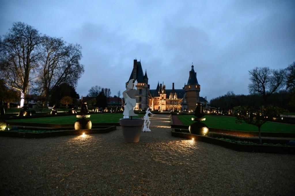 Le château de Maintenon  - Page 2 Goj-3811