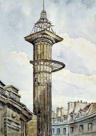 Paris, la Colonne Médicis Image115