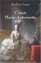 """""""Marie-Antoinette - Ou l'insouciance assassinée"""" par Jean-Marc Simon, Bernard Giovanangeli Editeur, Collection : Biographies Express Image185"""