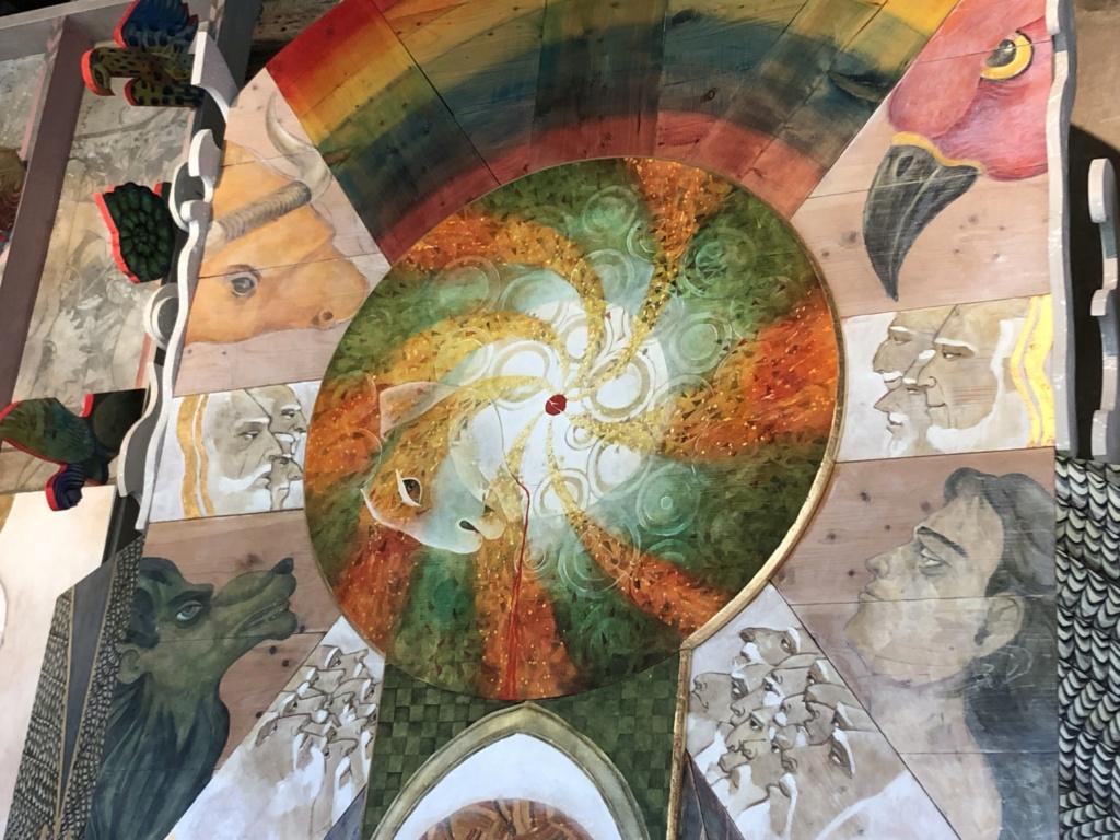 Saint-Emilion, la Fresque de l'Apocalypse Img_0010