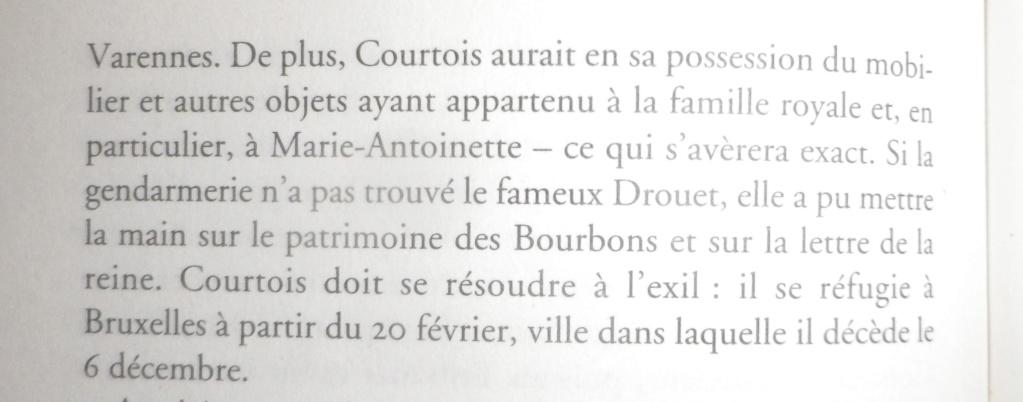 Testament / Lettre de Marie-Antoinette à Madame Elisabeth, le 16 octobre 1793 - Page 3 Imgp0414