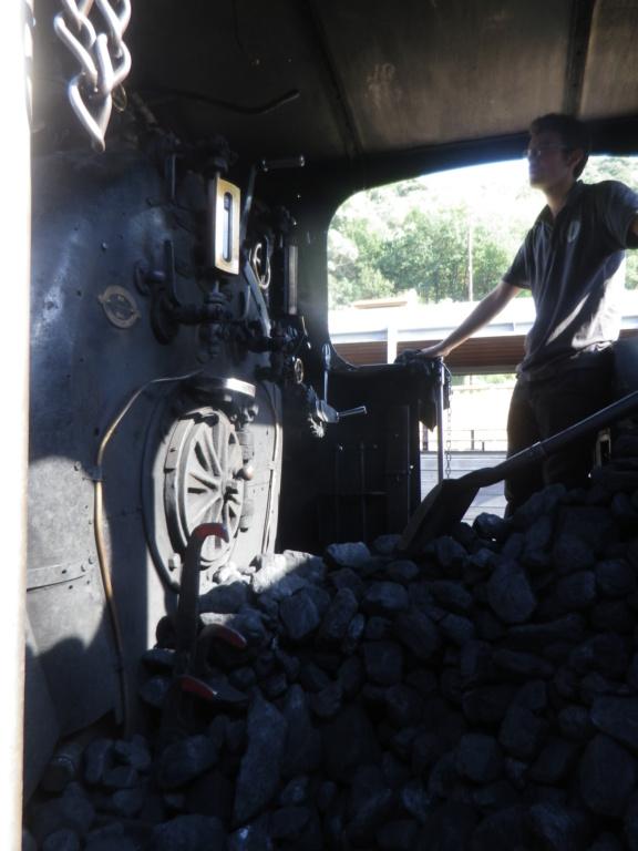 """Le """" Mastrou """" , petit train historique de l'Ardèche Imgp0420"""