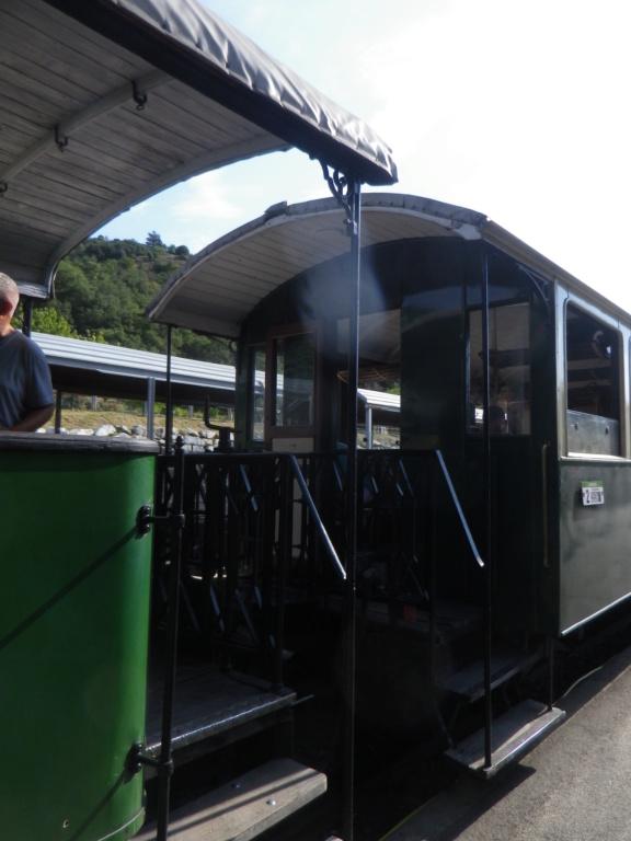 """Le """" Mastrou """" , petit train historique de l'Ardèche Imgp0421"""